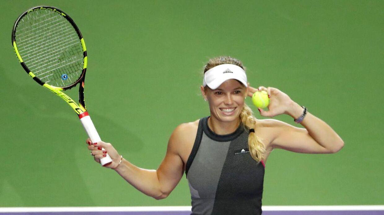 Caroline Wozniacki er nu endnu engang blevet forlovet