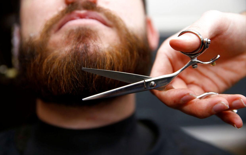 gro skæg hurtigere