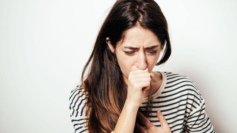 hoste og feber hos voksne
