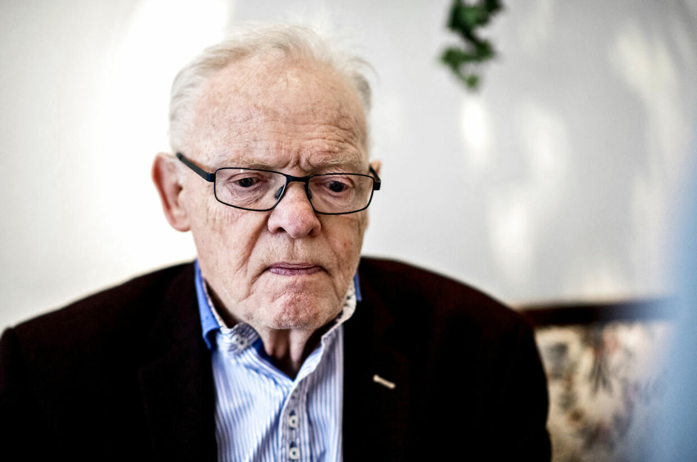 Mogens Palles hustru gennem 53 år har fået alzheimer.