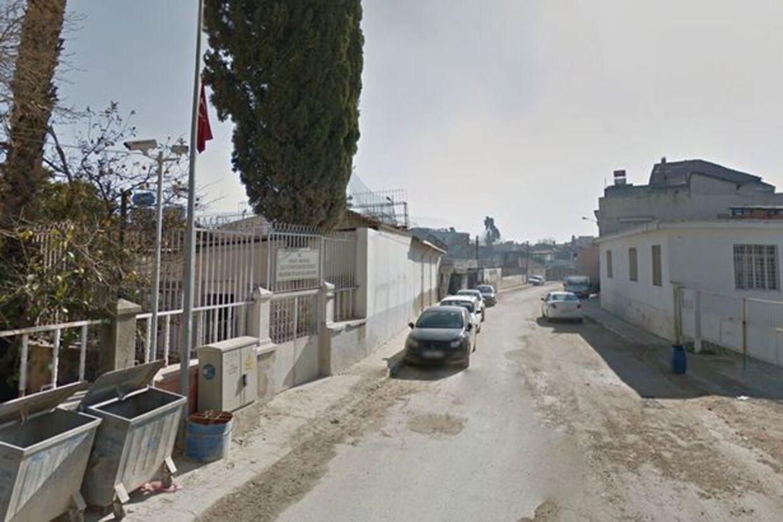 Milas fængslet, hvor den britiske familiefar sad fængslet i flere uger.