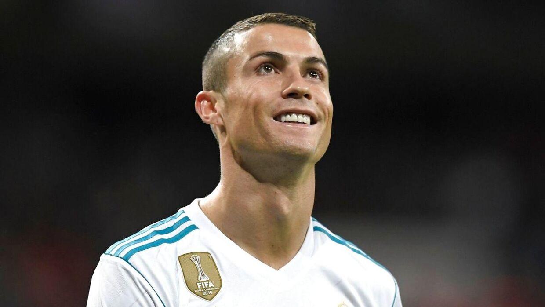 Cristiano Ronaldo er blevet far til fire.