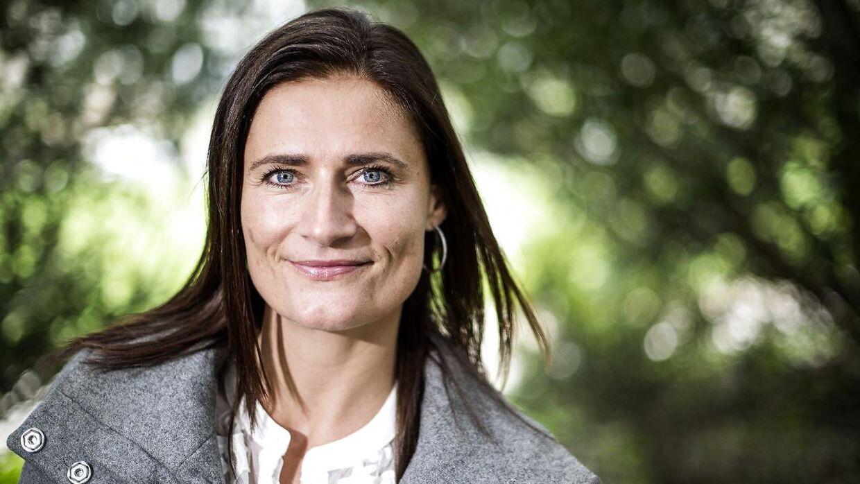 Tv-vært Sisse Fisker gennemgik sidste år en omfattende rygoperation.