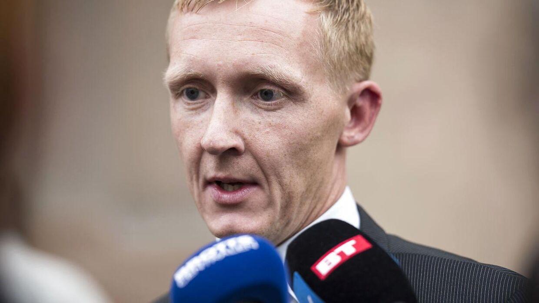 Anklager Jakob Buch-Jepsen har tidligere kredset om Peter Madsen seksuelle tilbøjeligheder under retsmøderne.