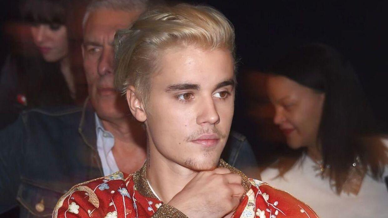 Arkivfoto. Justin Bieber.