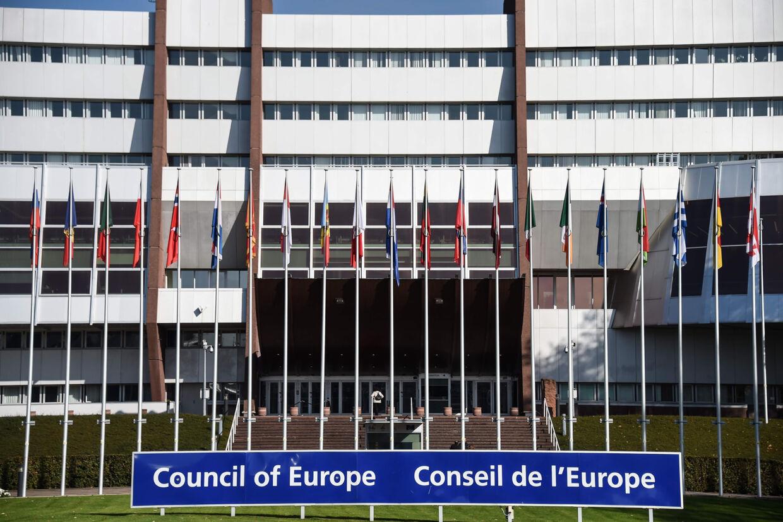 Danmark overtager den roterende formandspost for Europarådet onsdag 15. november. Scanpix/Sebastien Bozon