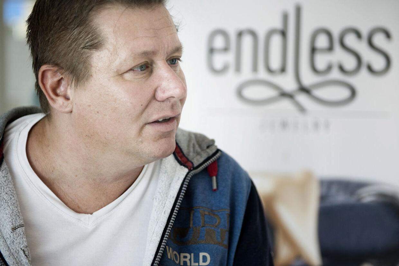 Jesper 'Kasi' Nielsen forlod Endless Jewelry i februar 2016.