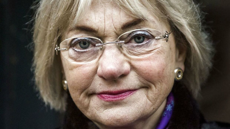 Folketingets Formand Pia Kjærsgaard