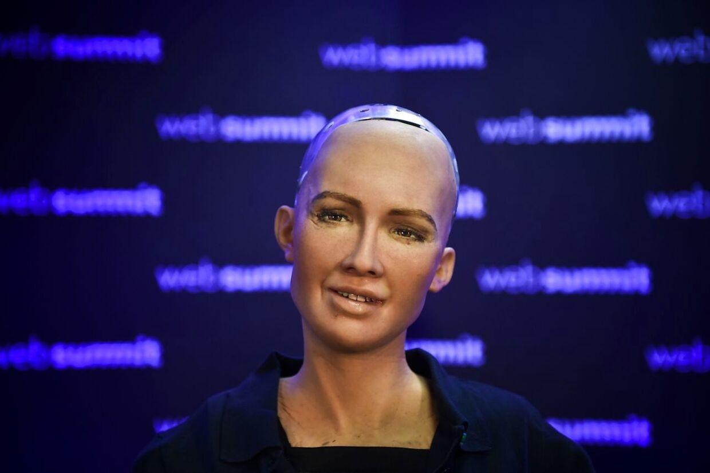 Robotten Sophia