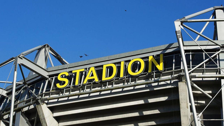 Brøndby Stadion.