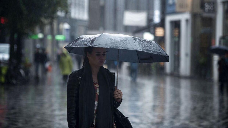 Efteråret 2017 kommer til at få over 277 mm regn, hvilket gør det årstiden til den værste siden 1998.