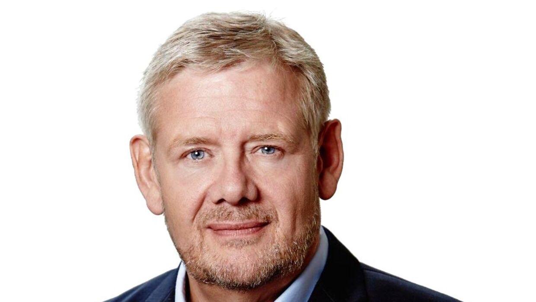 Ejer af Jensens Bøfhus, Palle Skov Jensen.