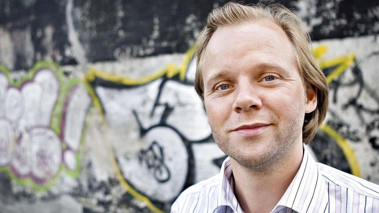 Filminstruktør Tomas Villum Jensen.