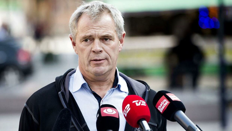 Jens Møller Jensen, der leder efterforskningen af Ubådssagen, høster nu roser fra eksperter fra adskillige lande for det efterforskningsarbejde, som Københavns Politi har udført.