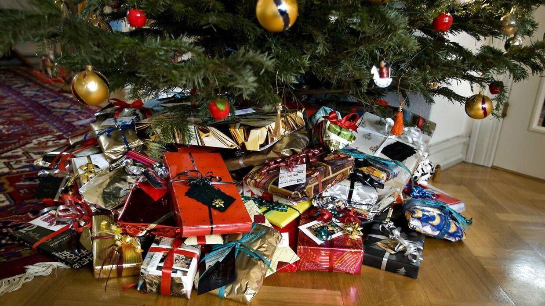 Gavekort er et populært juleønske blandt danskerne i 2017.