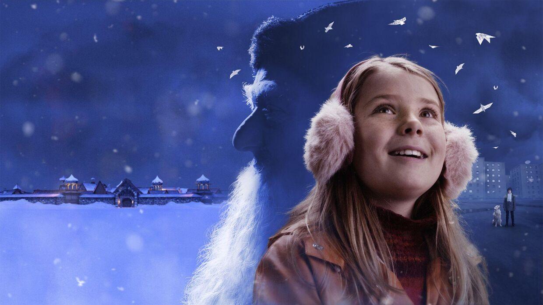 DR1 sender i år den norske julekalender 'Snefald' med dansk tale.