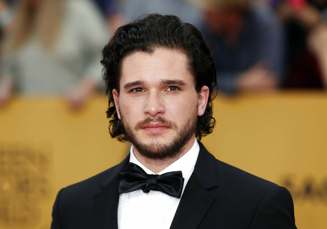Kit Harington.