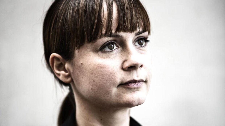 Maria Månson, der er vært på Filmselskabet på DR K, levede i flere år i et voldeligt forhold.