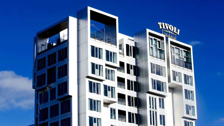ARKIVFOTO af Tivoli Hotel og Congress Center.