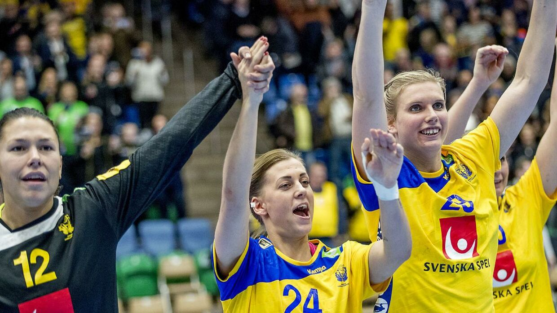 svensk landshold håndbold