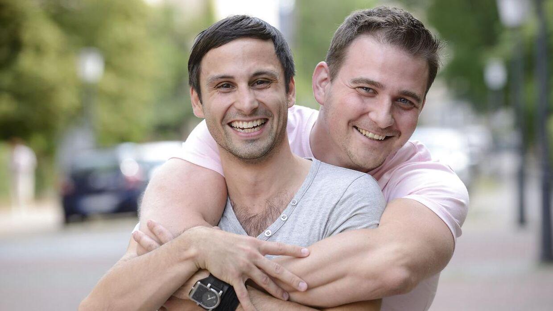 Et nyt studie giver nu en biologisk forklaring på, hvorfor nogle mænd er homoseksuelle. Arkivfoto