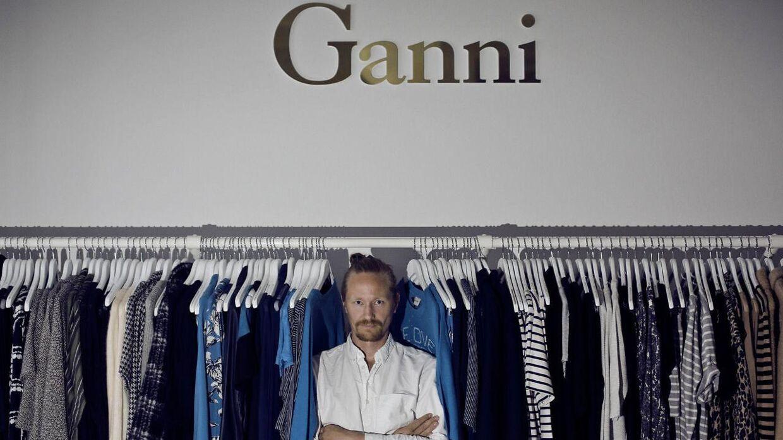 c962c8396c5 Nicolaj Reffstrup er direktør hos tøjfirmaet Ganni, der laver kvindetøj.