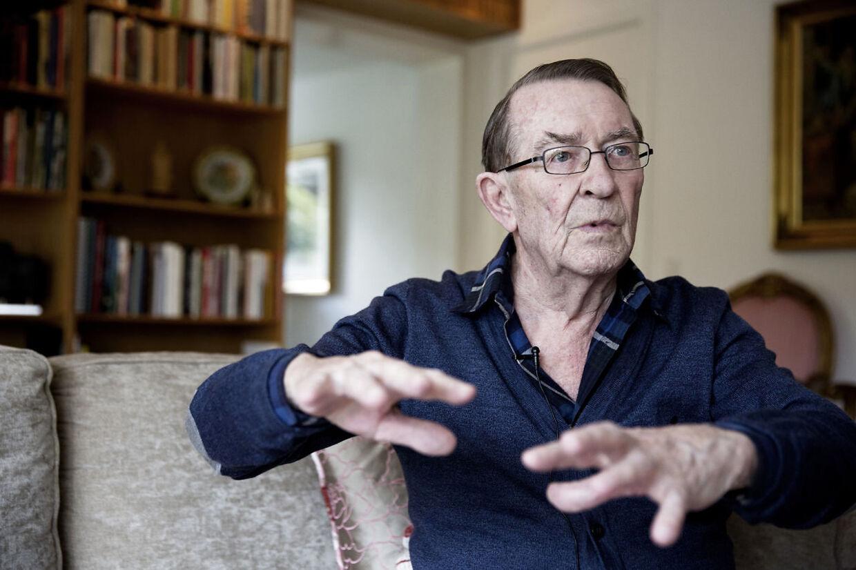 Benny Andersen, komponist og digter.