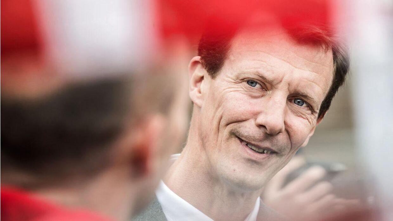 Prins Joachim er ikke, som vi tror, han er. Det siger han selv i en ny dokumentar på TV2.