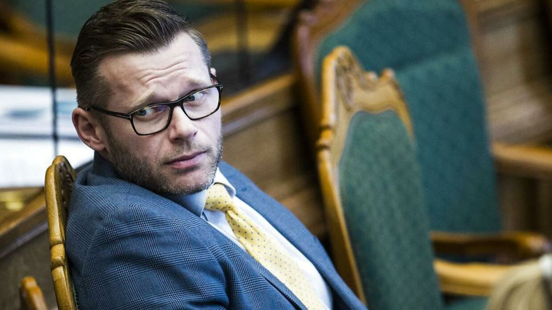 Joachim B. Olsen var »100 pct sikker på, der var en aftale« - ellers havde han ikke lavet den Facebook-opdatering, som han nu har slettet