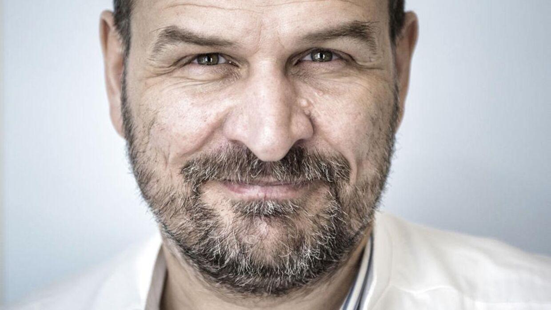 Jens-Christian Holm, overlæge i pædiatri (børnesygdomme).