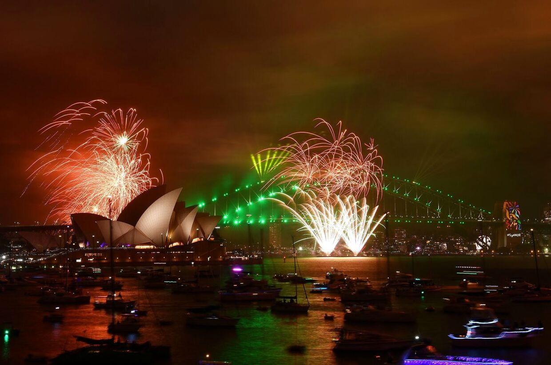 Sydney i Australien.
