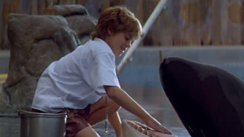 Her ses Jason J. Richter i rollen som Jesse i familiefilmen 'Befri Willy'.