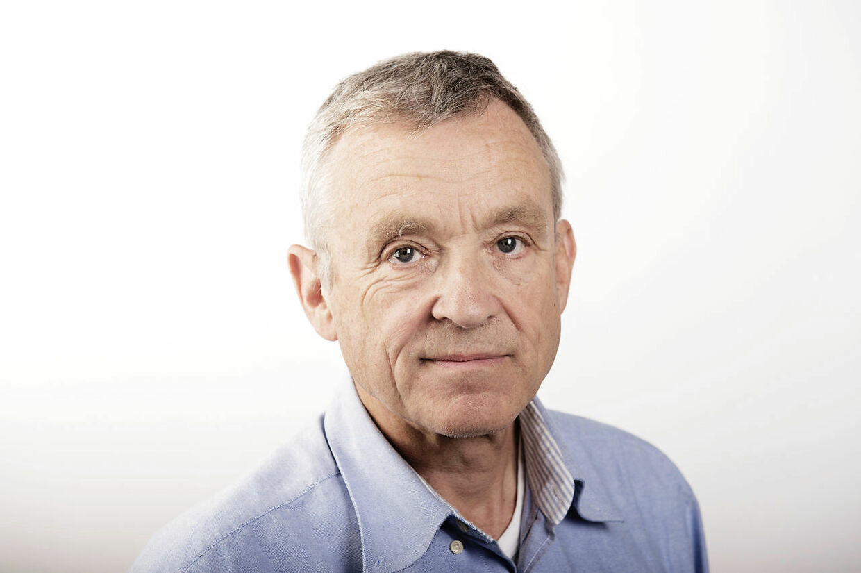 Psykiater og misbrugskonsulent Henrik Rindom