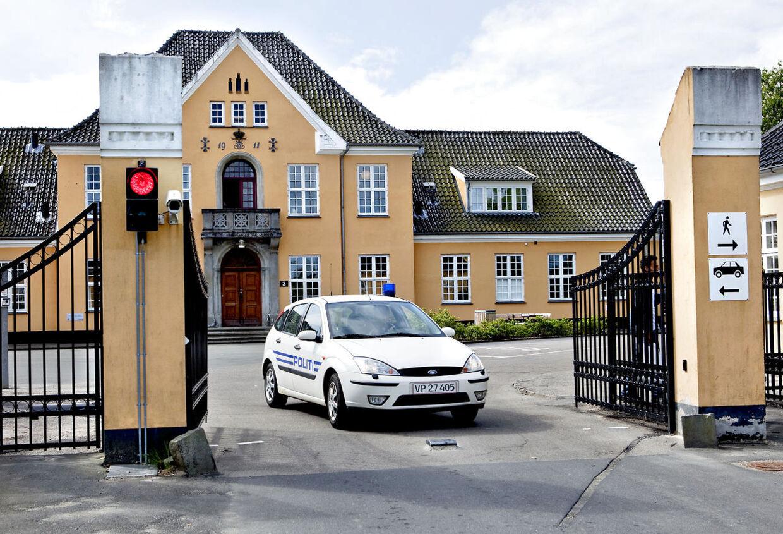 Sandholmlejren er Danmarks største asylcenter. Centret ligger nord for Blovstrød og drives af Dansk Røde Kors.