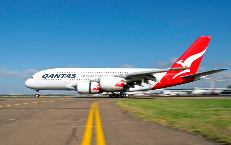 Lufthansa flyver fra Frankfurt til Tokyo, Beijing og Johannesburg. Se hvor de øvrige selskaber flyver med A380 i billedserien herunder. Foto: Keld Navntoft