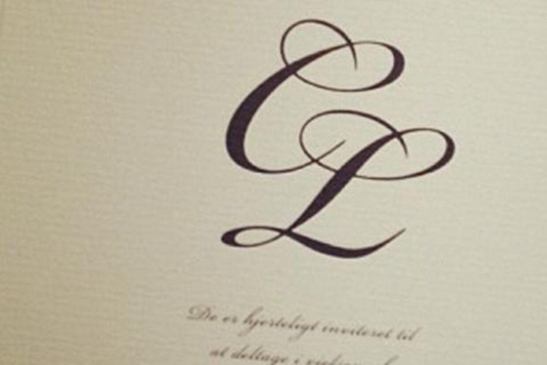 Cirka samtidig med, at L.O.C. offentliggjorde bryllupsplanerne foran publikum, lagde Christiane en bryllupsinvitation ud på det sociale medie Instagram.