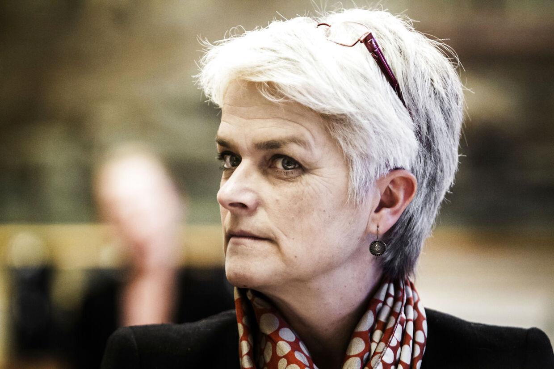 Efter få måneder som minister får SF-formand Annette Vilhelmsen en særdeles kølig vurdering af sin indsats i regeringen.