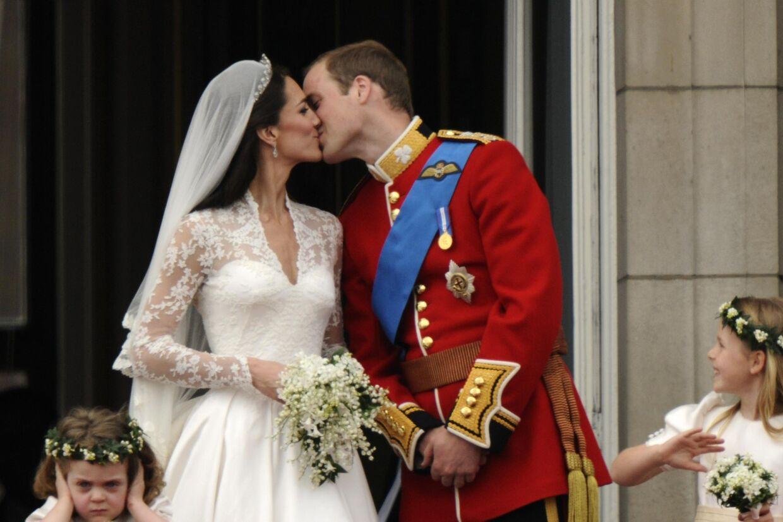 Kate og William