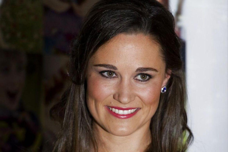 Kates søster Pippa Middleton deltager naturligvis også i julehyggen hos familien Middleton.