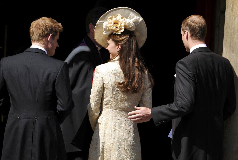 Ifølge en af Kates foretrukne designere går hertuginden bevidst efter tøj der ikke sidder for stramt bagtil. Man skulle jo nødig blive kendt på samme måde som Pippa.
