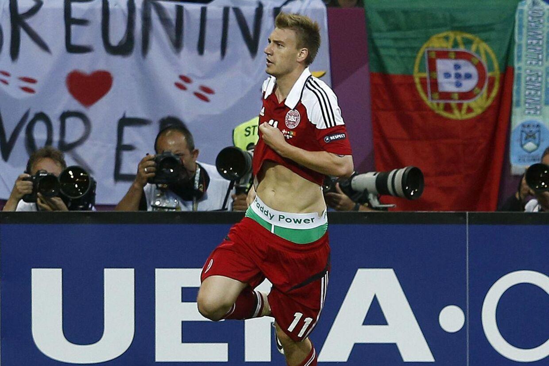 Nicklas Bendtner har over de sidste 4 år gjort sig uheldigt bemærket på flere måder.