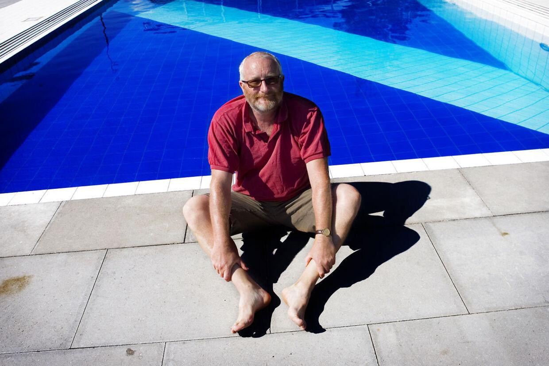 Direktør for Zentropa, Peter Aalbæk Jensen.