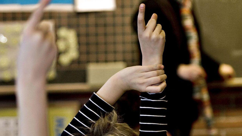 Danske skolebørn skal have flere pligter i hjemmet, men også i skolen, mener en pensioneret skoleleder.