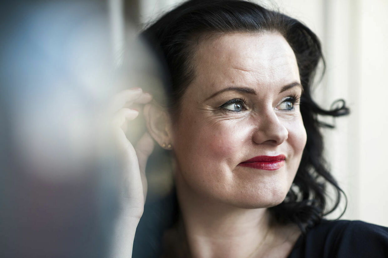 Portræt af forfatter Leonora Christina Skov.