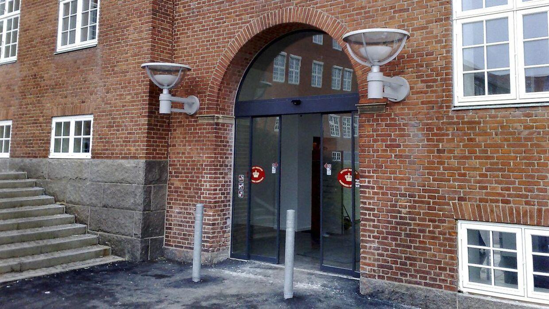 ARKIVFOTO af Retten i Næstved.