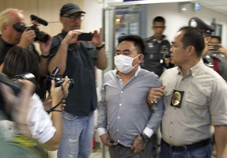 Boonchai Bach er anholdt for angiveligt at stå bag en stor smugler-ring.
