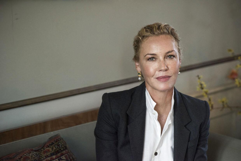 Skuespillerinden Connie Nielsen
