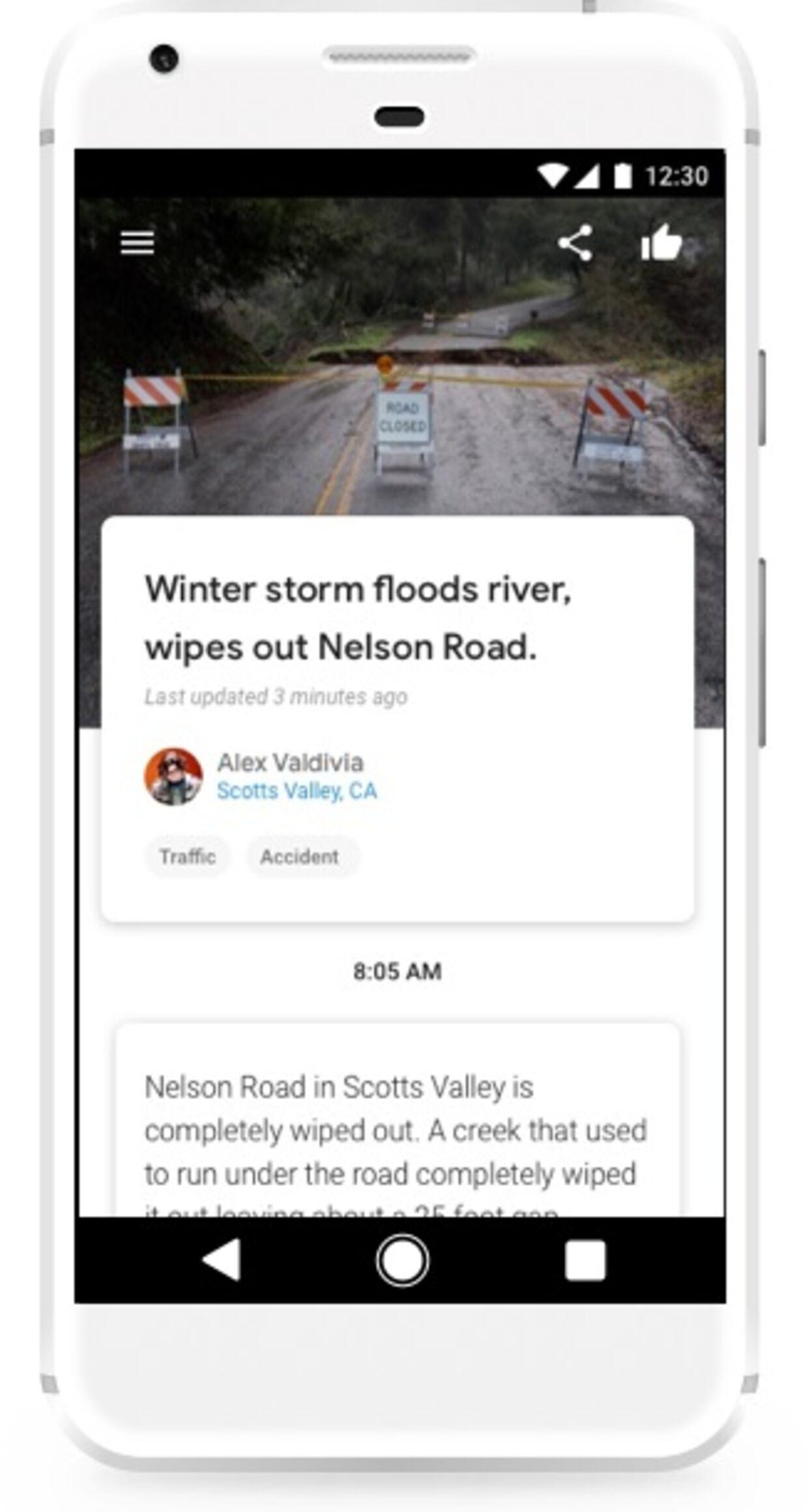 Bulletin går helt tæt på lokalsamfundet og kan eksempelvis bruges til at informere om, at en vej er spærret.
