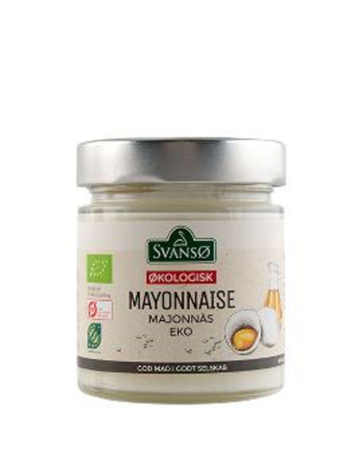 Svansø Økologisk Mayonnaise