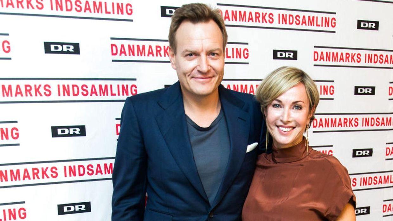 Rasmus Tantholdt og hans nuværende kæreste, Natasja Crone. Foto: Martin Sylvest.